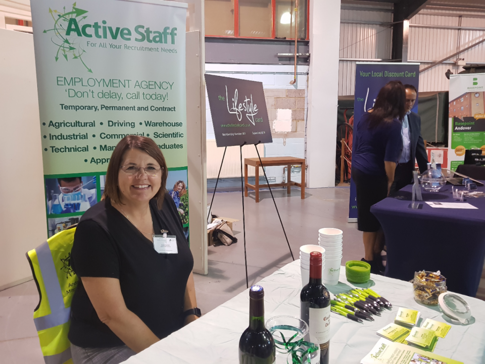 AWIB Bigger Networking Event Andover Active Staff