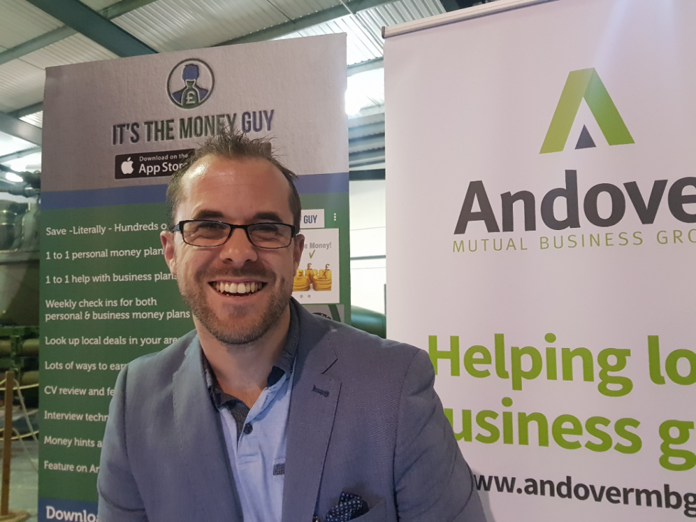 AWIB Bigger Networking Event Andover It's The Money Guy Adam Phillips