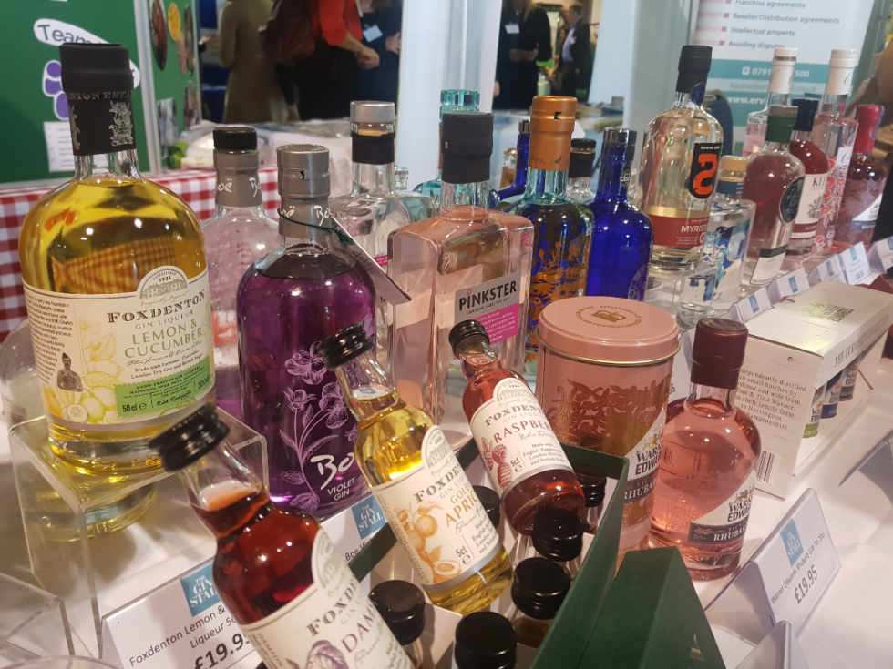 AWIB Bigger Networking Event Andover The Gin Stall