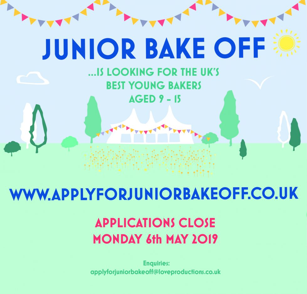 Junior Bake Off Love Productions