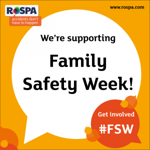 Family Safety Week Andover RoSPA